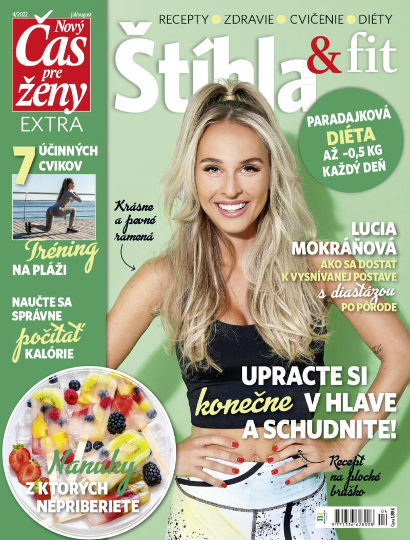 Nový Čas pre ženy + NČPŽ Štíhla a Fit